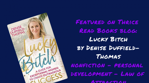 Want to be more lucky? Check out Jenn's review of Lucky Bitch, by Denise Duffield-Thomas - Abundance, Prosperity Mindset, Success Mindset