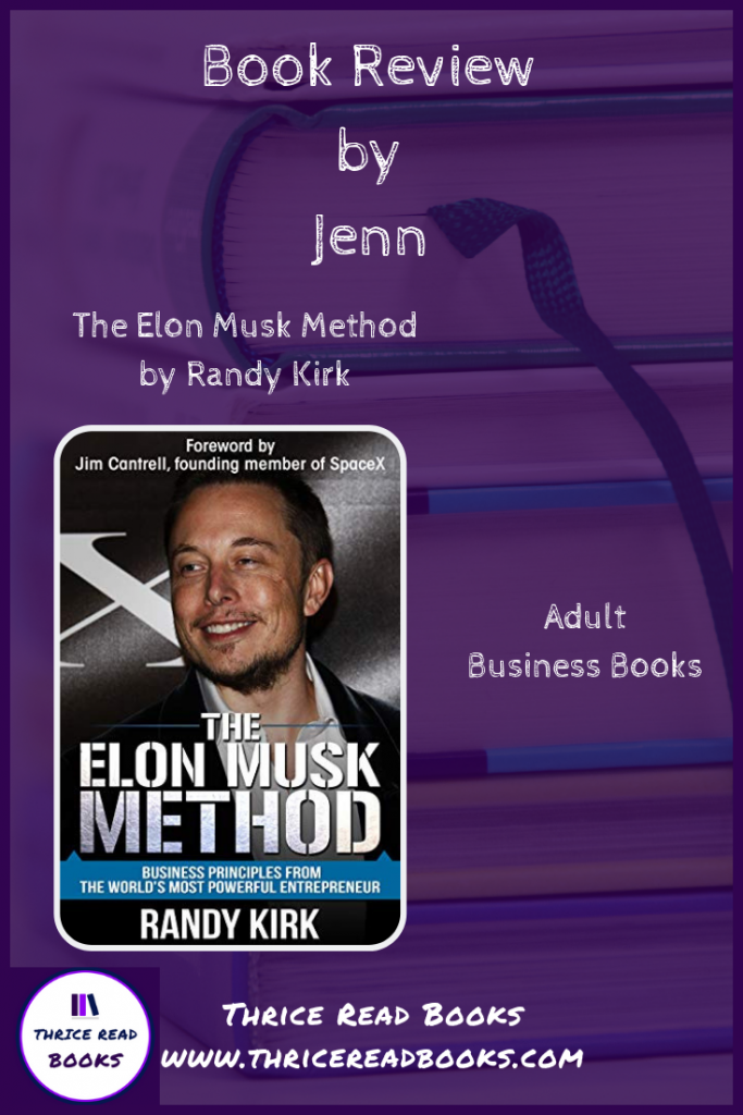 What makes Elon Musk so special? Dip into the pages of The Elon Musk Method to find out. - Business books, Successful People, Greatness