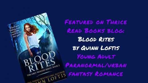 IG Image for Sam's review of Blood Rites by Quinn Loftis
