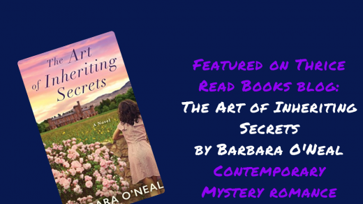 IG Post for review of The Art of Inheriting Secrets