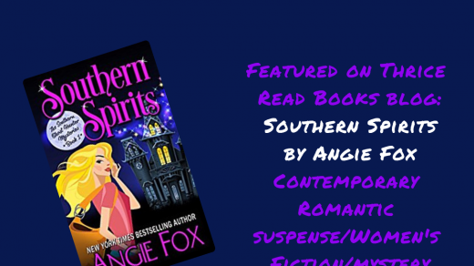 IG image for Southern Spirits review on the Thrice Read Books blog