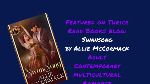 IG Image for Jenn's Review of Allie McCormack's SWANSONG