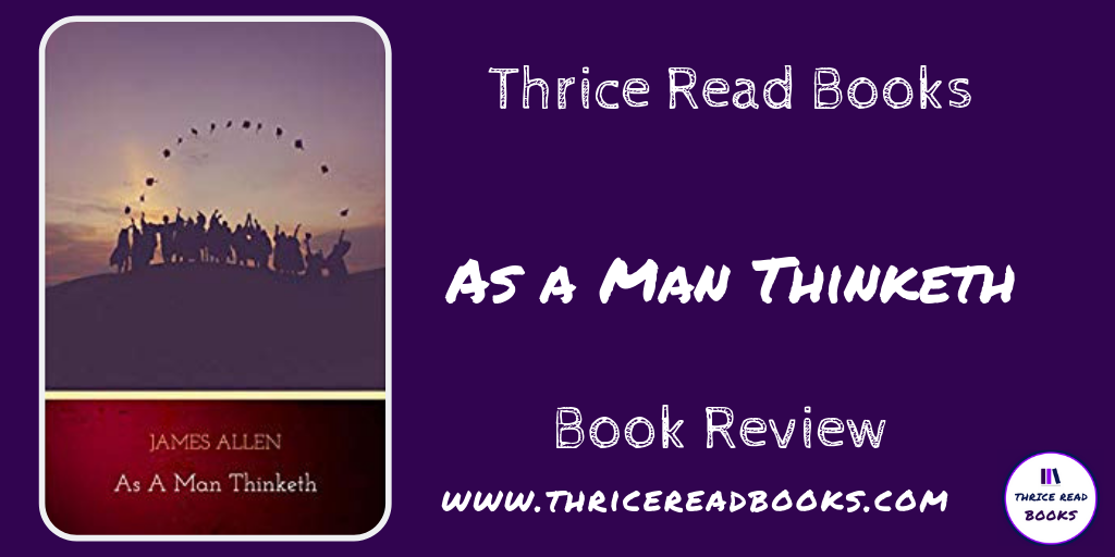 Twitter for review of As A Man Thinketh