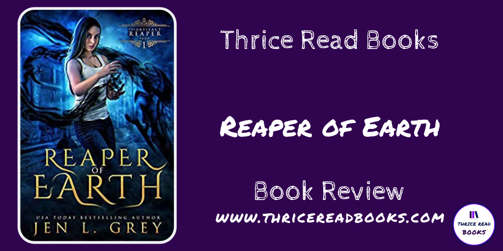 Twitter Image - Reaper of Earth review