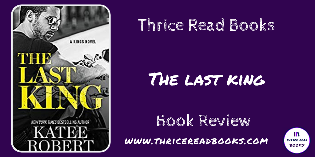 Twitter for Jenn's review of The Last King by Katee Robert