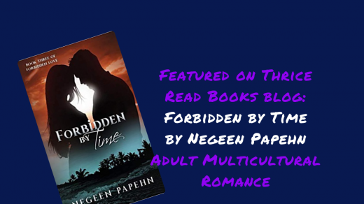 IG Image for review blog - Forbidden by Time