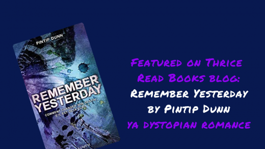 IG Image for review blog - Remember Yesterday