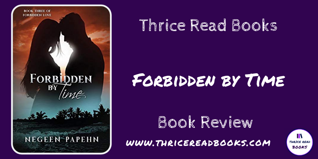 Twitter image for review blog - Forbidden by Time