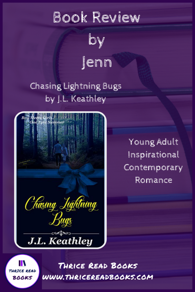 Pin for Chasing Lightening Bugs review
