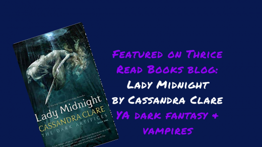 IG for Lady Midnight Review