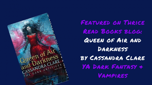 IG for Queen of Air and Darkness review