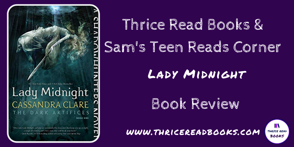 Twitter for Lady Midnight review