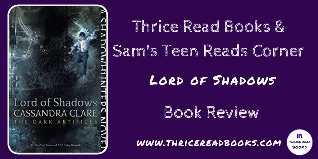 Twitter for Lord of Shadow review