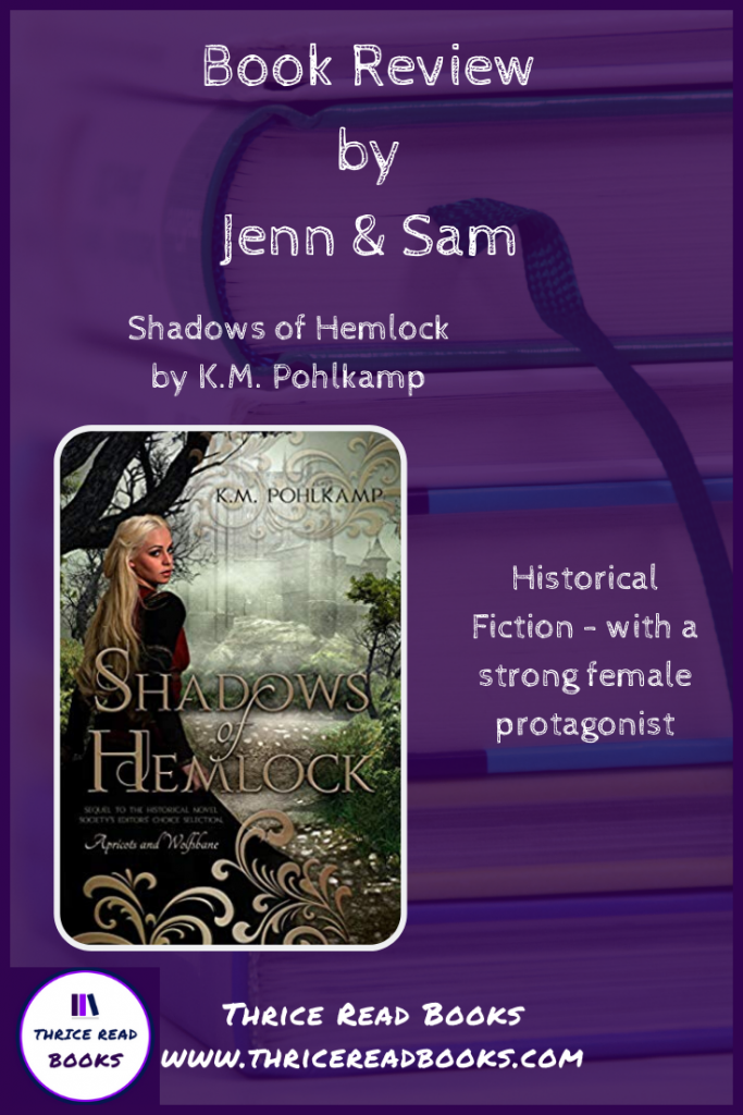 Pin for Shadows of Hemlock review