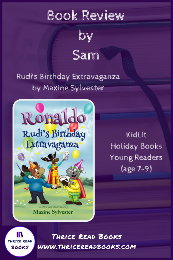 Pin for Rudi's Birthday Extravaganza review