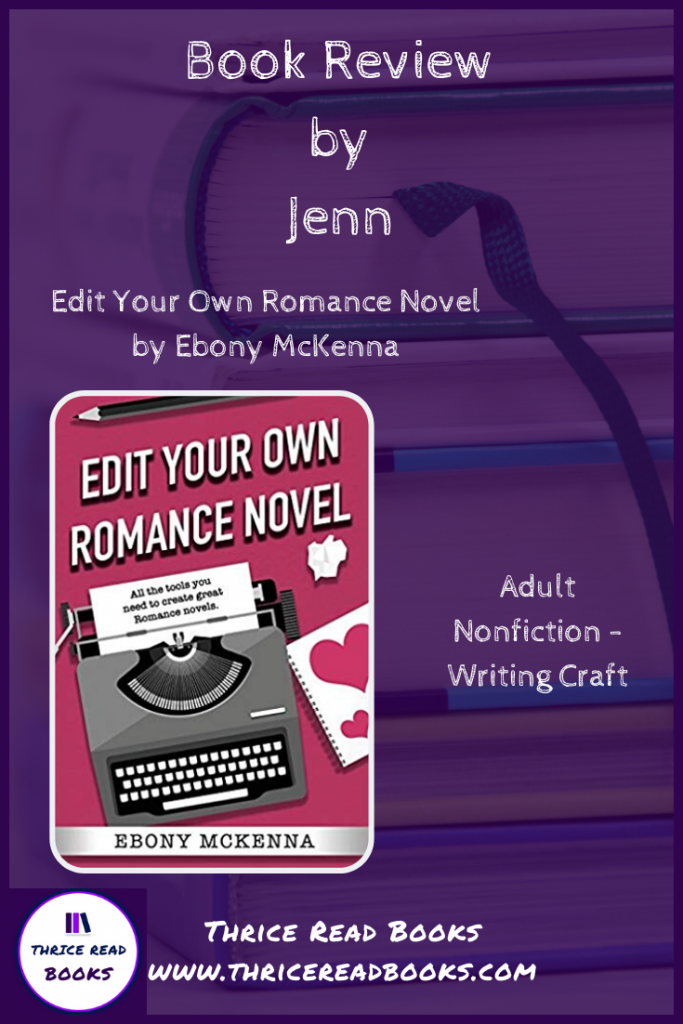 Pin for Edit Your Own Romance Review