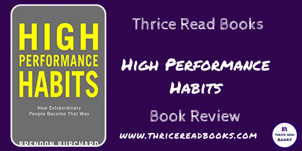 Twitter for High Performance Habits review