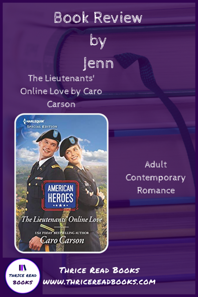 Pin for The Lieutenants' Online Love Review