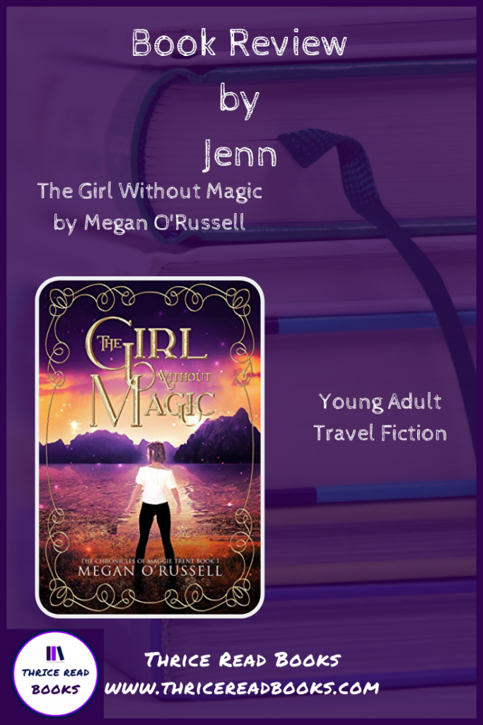 TRB Pin For Girl WIthout Magic Review
