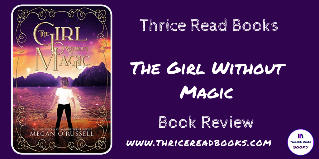 TRB Twit for Girl Without Magic Review