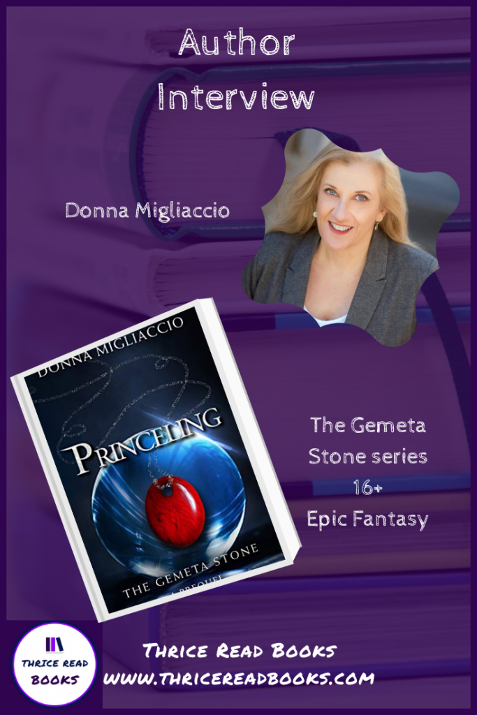 Pin for Donna Miggliacio Interview April 2020