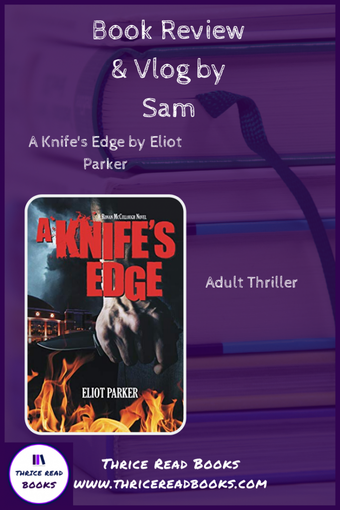 TRB STR Pin A Knife's Edge Review