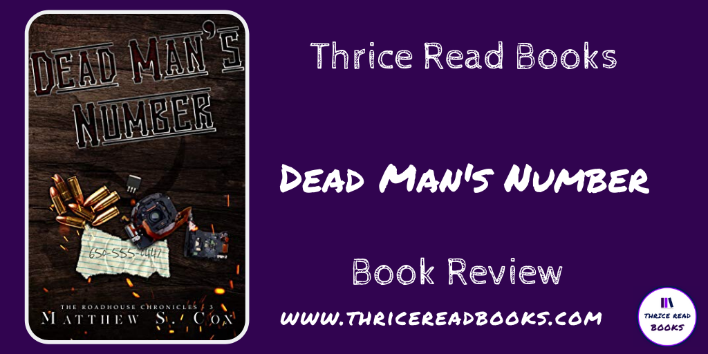TRB Twit Dead Man's Number Review