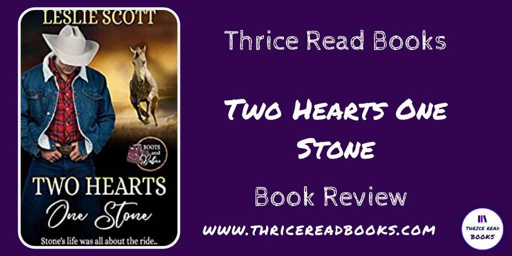 TRB Twit Two Hearts One Stone Review