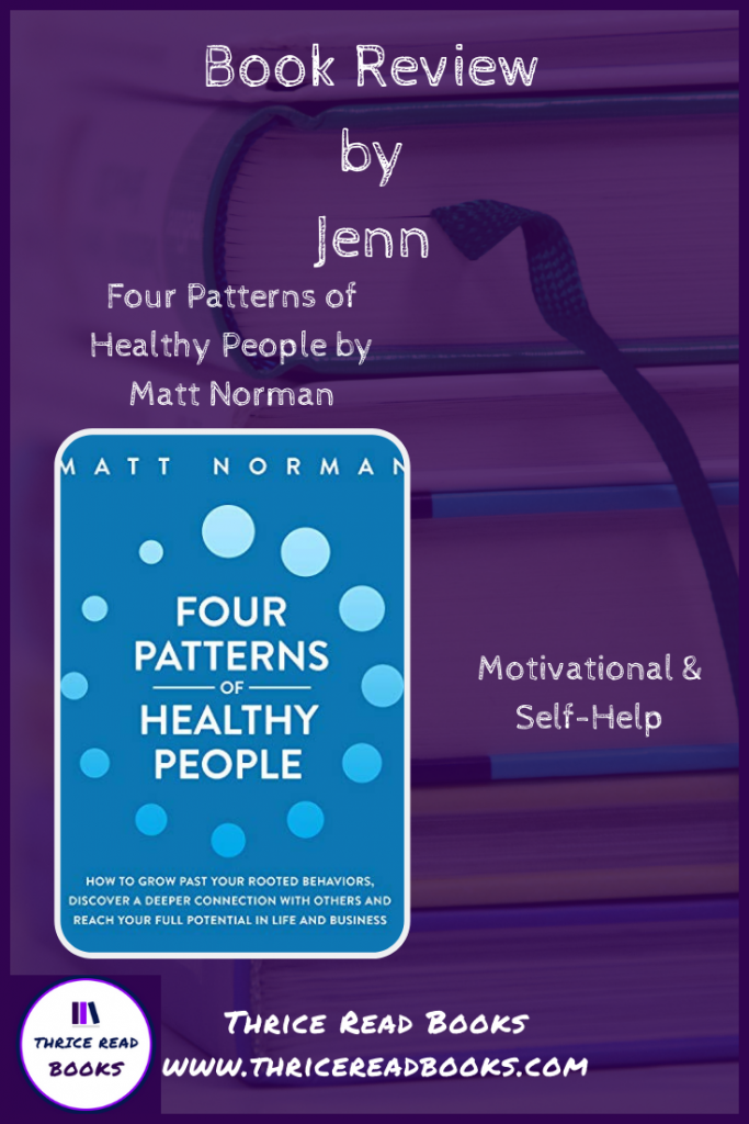 TRB Pins for Four Patterns of Healthy People Book Review