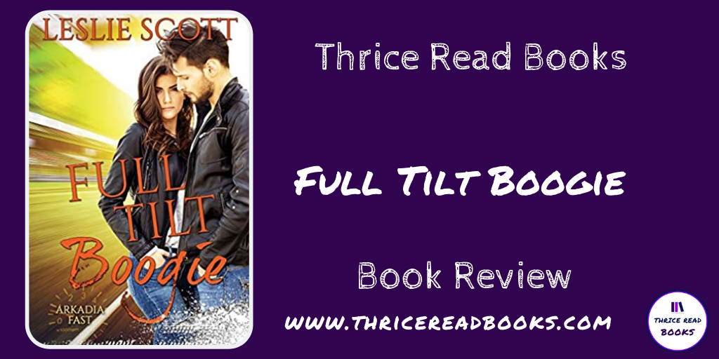 TRB Twit Full Tilt Boogie Review