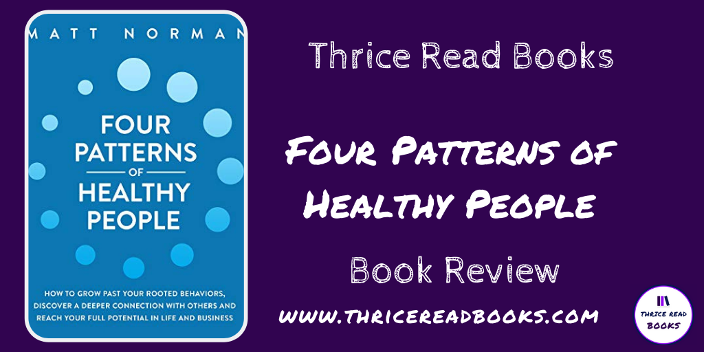 TRB Twit for Four Patterns of Healthy People Book Reviews
